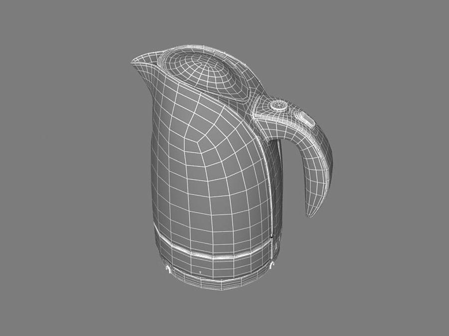 水壶 royalty-free 3d model - Preview no. 4