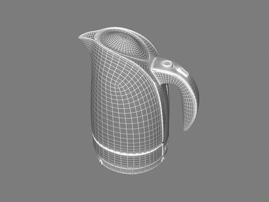 水壶 royalty-free 3d model - Preview no. 5