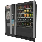 Distributore automatico 3d model
