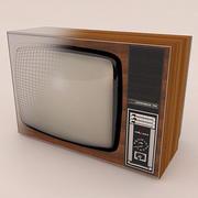 Телевизор Электрон 714 3d model