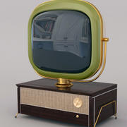 TV_Predicta_Philco 3d model