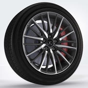 Wheel 05 3d model