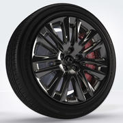 Wheel 04 3d model