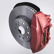 Brembo Brakes v2 3d model