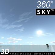 Sky 3D Day 112 3d model