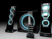 Speaker(1) 3d model