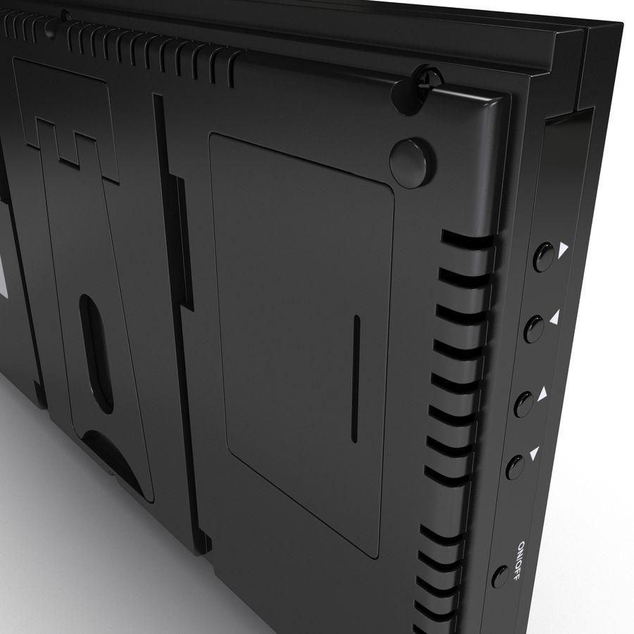 비디오 인터콤 KEEDOX royalty-free 3d model - Preview no. 15