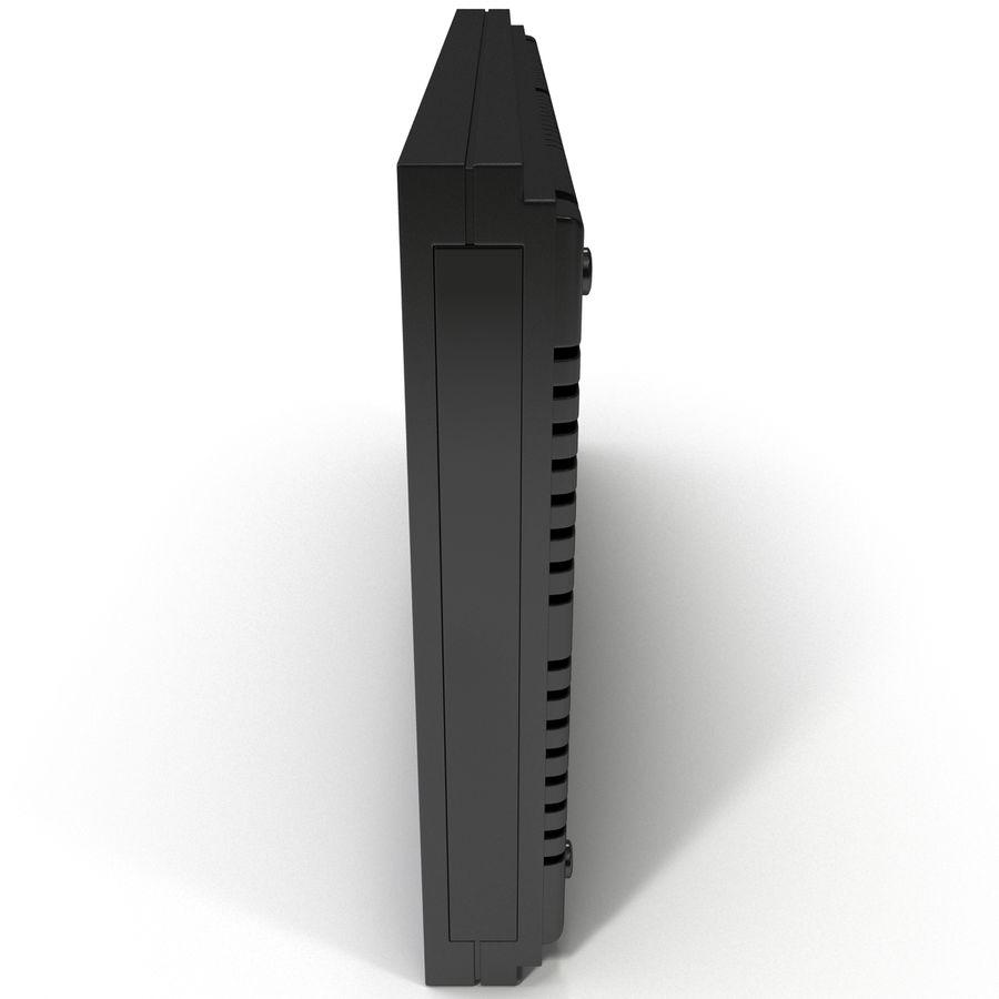 비디오 인터콤 KEEDOX royalty-free 3d model - Preview no. 4