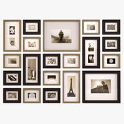 Art Picture Wall 3d model