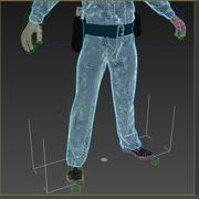 Poliziotto Poliziotto - aggiornato 3d model