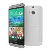 HTC One M8 2014 3d model