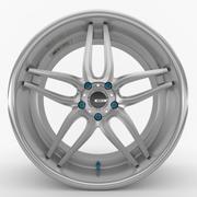 Rueda ADV modelo 3d