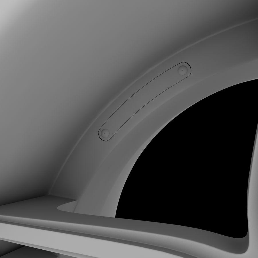 ADV Wheel royalty-free 3d model - Preview no. 12