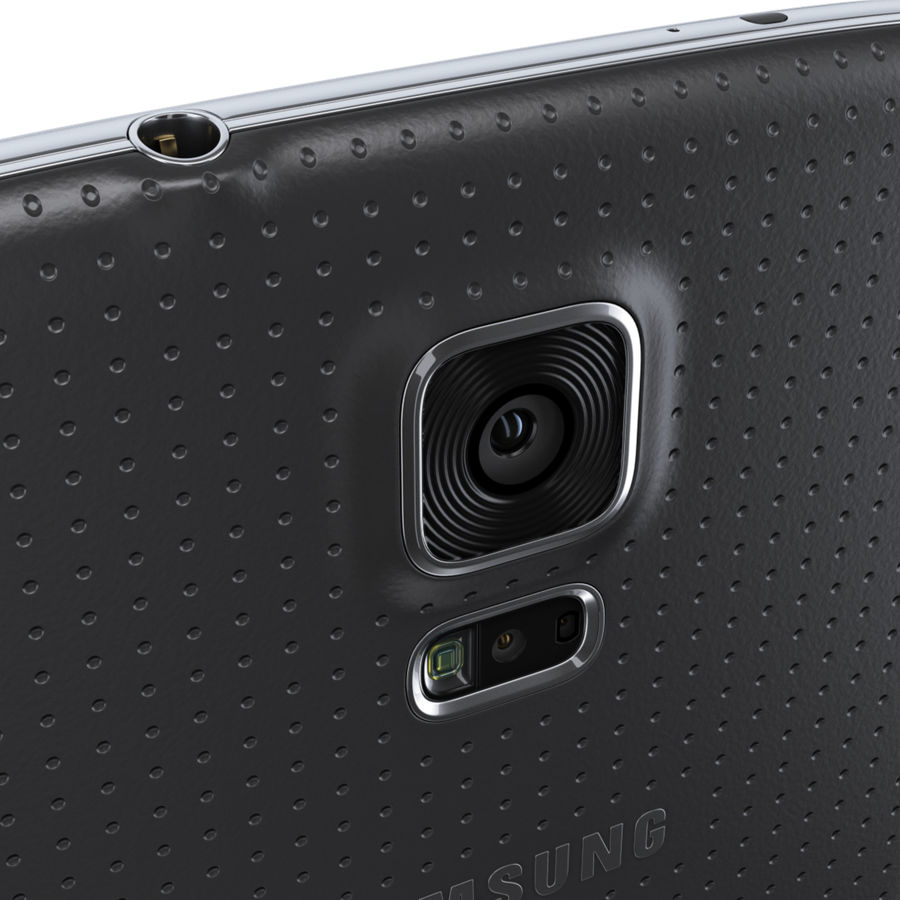 Samsung GALAXY S5 royalty-free 3d model - Preview no. 15