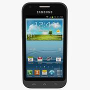 Samsung Galaxy Victory 3d model