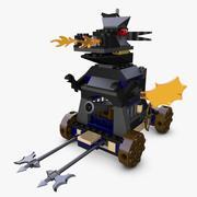 Lego Blaze-aanval 3d model