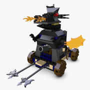 Lego Blaze-Angriff 3d model