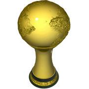 축구 컵 3d model