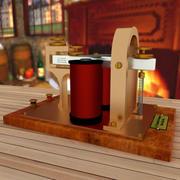 Telegraph Sounder 3d model