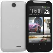 HTC Desire 310 Weiß 3d model