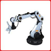 Bras de robot industriel 3d model