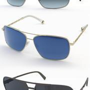 glasses 23 3d model