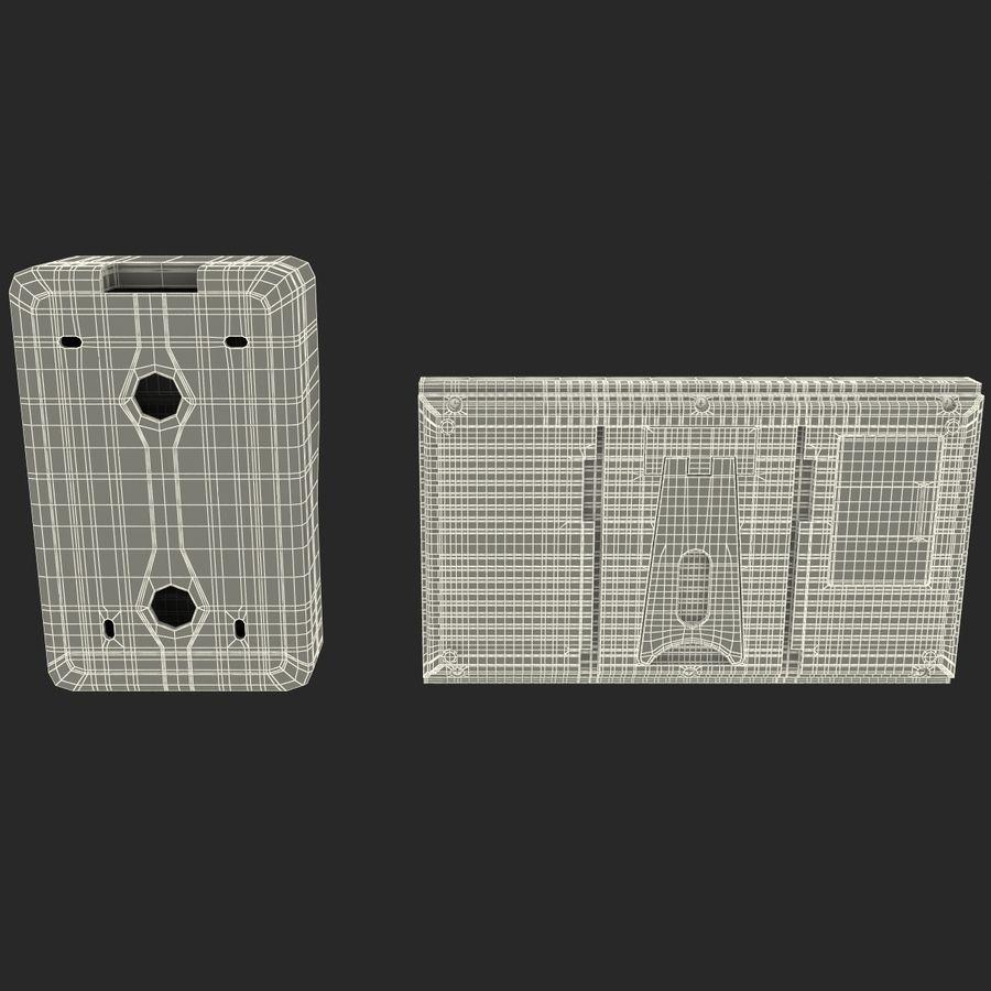 비디오 인터콤 KEEDOX 세트 royalty-free 3d model - Preview no. 22