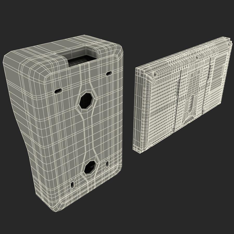 비디오 인터콤 KEEDOX 세트 royalty-free 3d model - Preview no. 25