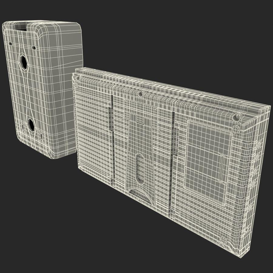 비디오 인터콤 KEEDOX 세트 royalty-free 3d model - Preview no. 26