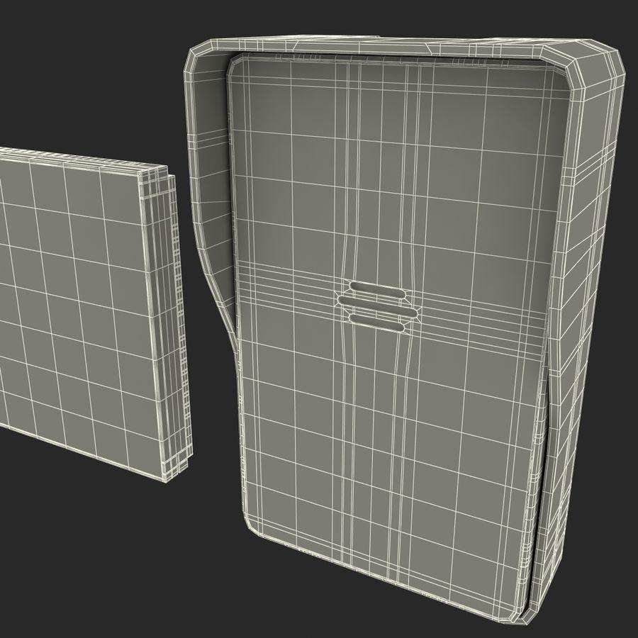 비디오 인터콤 KEEDOX 세트 royalty-free 3d model - Preview no. 33