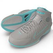 Zapatillas de baloncesto Nike Huarache modelo 3d