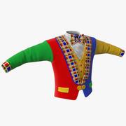 Clown Jacket 3d model