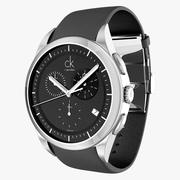 Calvin Klein Watch 3d model