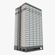 建筑01 3d model