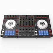 Pioneer Mixer para estúdio DDJ SX 3d model