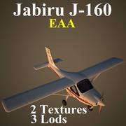J160 EAA 3d model