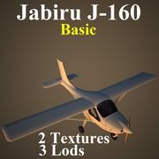J160 기본 3d model