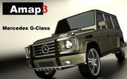Klasa G Mercedes Benz 3d model