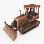 Escavadora 3d model