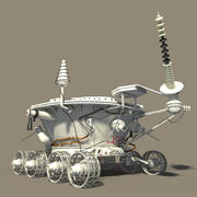 Lunokhod 1 USSR 3d model