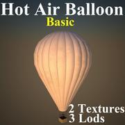 HOT Basic 3d model