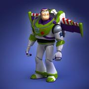 Buzz Lightyear 3d model