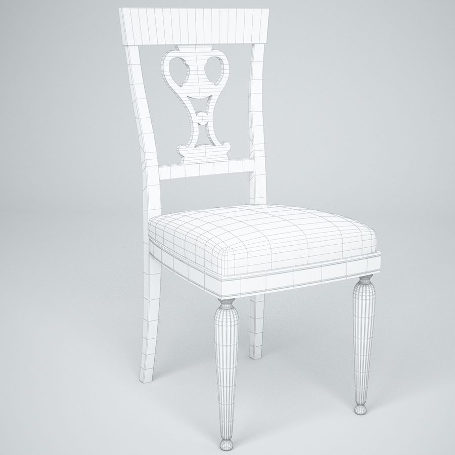 Modenese Gastone Collection royalty-free 3d model - Preview no. 12
