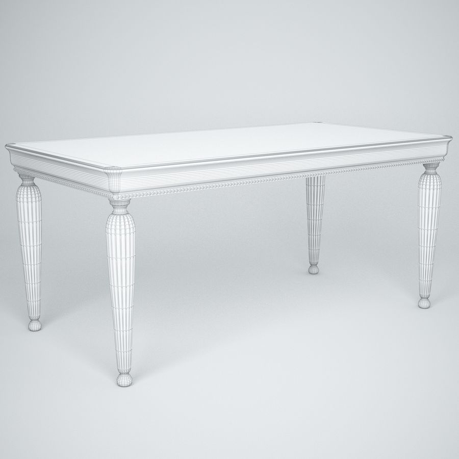 Modenese Gastone Collection royalty-free 3d model - Preview no. 10