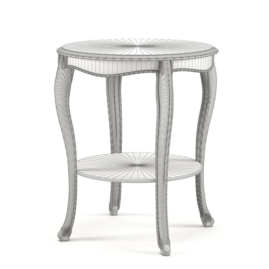 Modenese Gastone Collection royalty-free 3d model - Preview no. 14