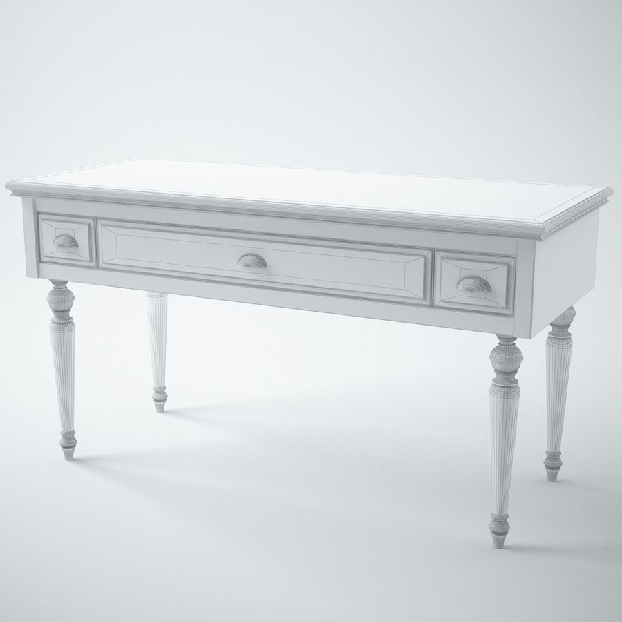 Modenese Gastone Collection royalty-free 3d model - Preview no. 20