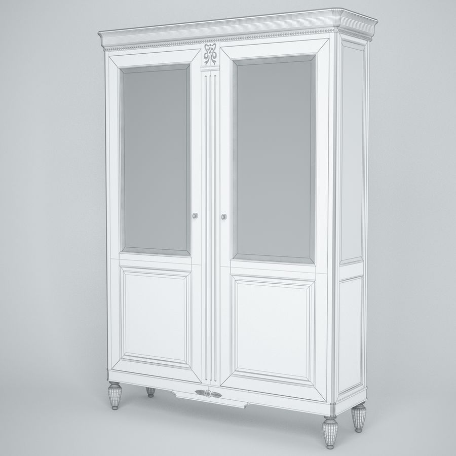 Modenese Gastone Collection royalty-free 3d model - Preview no. 7