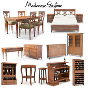 Modenese Gastone Collection 3d model