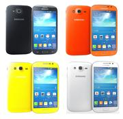 Samsung Galaxy Grand Neo All Colors 3d model