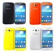 Samsung Galaxy Grand Neo All Colors 3d model